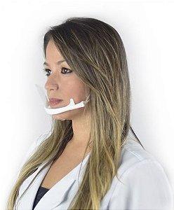 Mascara Higiênica Clear Mask - Estek