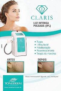 Claris - Luz intensa pulsada (IPL)