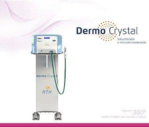 Dermo Crystal Aparelho de Peeling de Diamante HTM