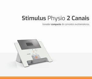 Stimulus Physio 2 canais aparelho de Correntes Excitomotoras HTM