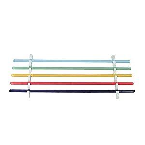Bastão Colorido Jogo c/5 e suporte