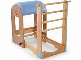 Ladder Barrel em Madeira
