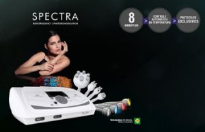 Spectra G3 - Full - Radiofrequência - Tonederm