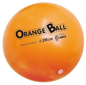 Bola 26 cm Orange - Carci