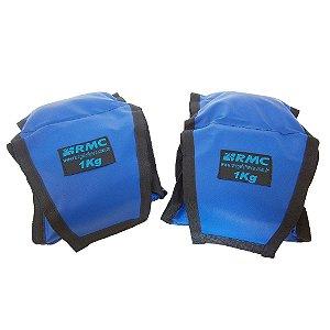 Caneleiras com Velcro - RMC