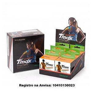 Bandagem adesiva TMAX Profissional - 5 cm X 5 metros