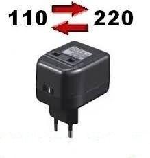 Conversor Voltagem 110v-220v / 220v-110v Transformador