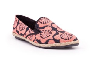 Slip-on Flor SHOCKING PINK