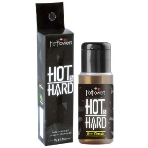 Excitante Hot Hard Masculino 13GR HOT FLOWERS