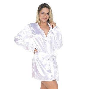 Robe em Cetim - PIMENTA SEXY