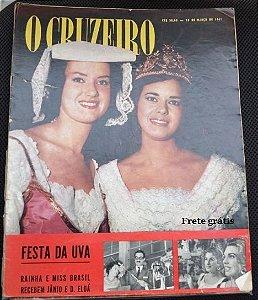 Revista O Cruzeiro de 18 de Março de 1961