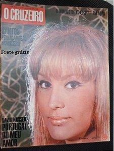 Revista O Cruzeiro de 1 de Janeiro de 1966