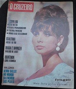 Revista O Cruzeiro 22 de Abril de 1966
