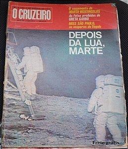 Revista O Cruzeiro de 7 de agosto de 1969