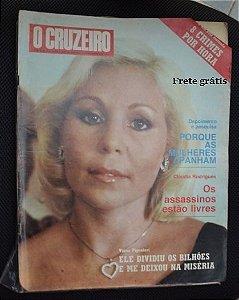 Revista O Cruzeiro de 24 de dezembro de 1977