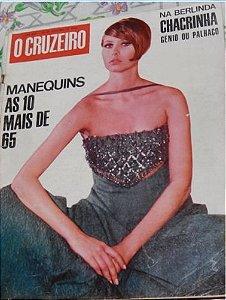 Revista O Cruzeiro 29 de janeiro 1966
