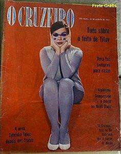Revista O Cruzeiro de 26 de agosto de 1961