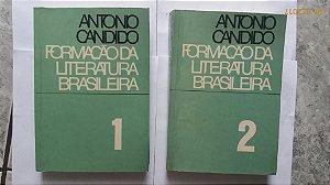 Formação da Literatura Brasileira (Vol. 1 e 2) (frete grátis)