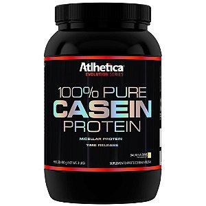 100% Pure Casein Protein 900g - Atlhetica Nutrition