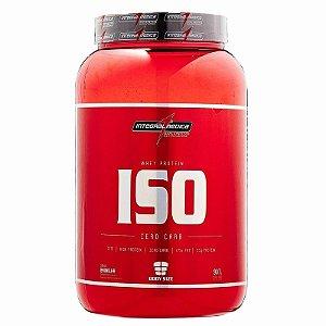Whey Protein ISO Zero Carb - IntegralMédica (907g)