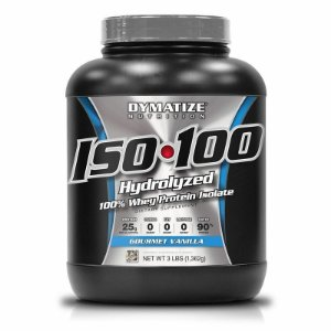 ISO 100 Whey Protein Isolada - Dymatize Nutrition