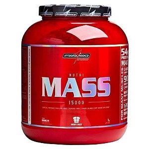 Nutri Mass 15000 - 3KG - BODY SIZE