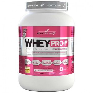 Whey Pro-F Isolate & Concentrate (900g) - Body Action