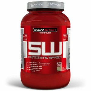 5W Whey Protein - Body Action