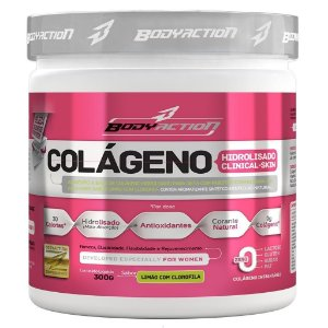 Colágeno Hidrolisado (300g) - Bodyaction