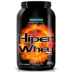 Hiper Whey Protein (900g) - Probiótica Millennium