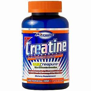 Creatine Creapure (100 caps + 20 Grátis) - Arnold Nutrition