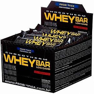 Whey Bar (24unid) Probiótica