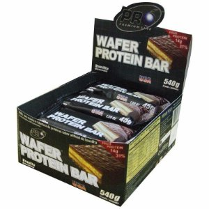 Wafer Protein Bar (12und) - Probiótica