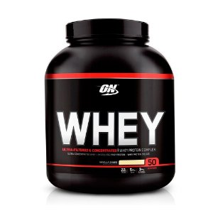 Whey Ultra Filtered - Optimum Nutrition