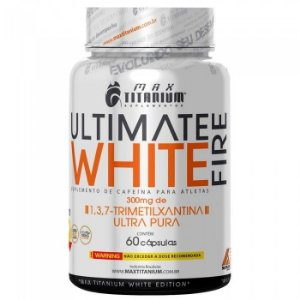 Ultimate Fire White - Max Titanium