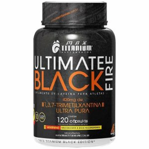 Ultimate Fire Black - Max Titanium