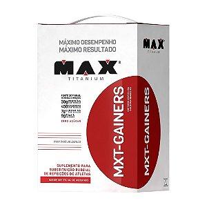 MXT - Gainers - Max Titanium