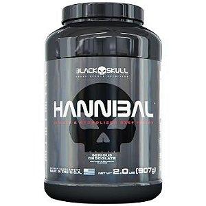 Hannibal (Proteína da carne) - Chocolate - 907g - Black Skull