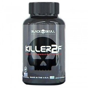 Killer 2F 120 Cápsulas - Black Skull