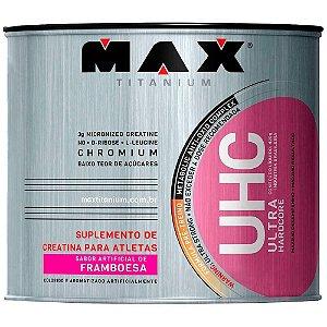 UHC Ultra Hardcore Framboesa (420g) - Max Titanium