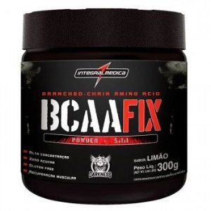 BCAA FIX Powder 5:1:1 (300g) - Integralmédica
