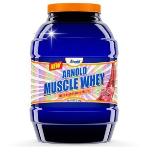 Arnold Muscle Whey - 2.268G - Arnold Nutrition
