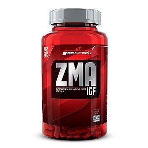 ZMA IGF-1 - 120 Cápsulas - Body Action
