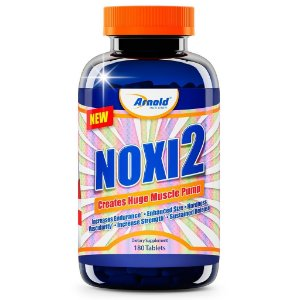 NOXI2 (180 Tabs) - Arnold Nutrition