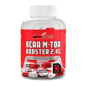 BCAA M-Tor Booster (90 Caps) - Body Action