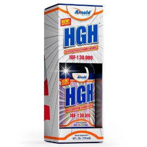 hGH IGF-1 30.000 (120ml - sublingual) - Arnold Nutrition