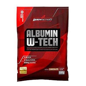 Albumina W-Tech (500g) Body Action