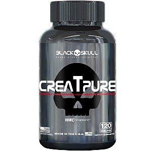 CreaTPure (120 caps) - Black Skull