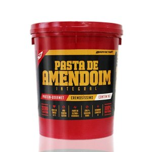 Pasta de Amendoim Integral 1KG - BodyAction