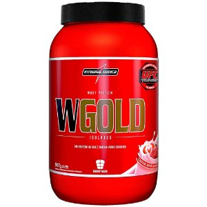 Whey Gold Isolate - Integral Medica